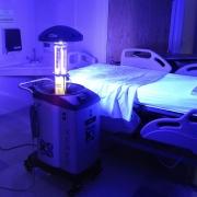 Lămpi de dezinfecţie cu Ultraviolete de tip C si echipamente de protectie individuala